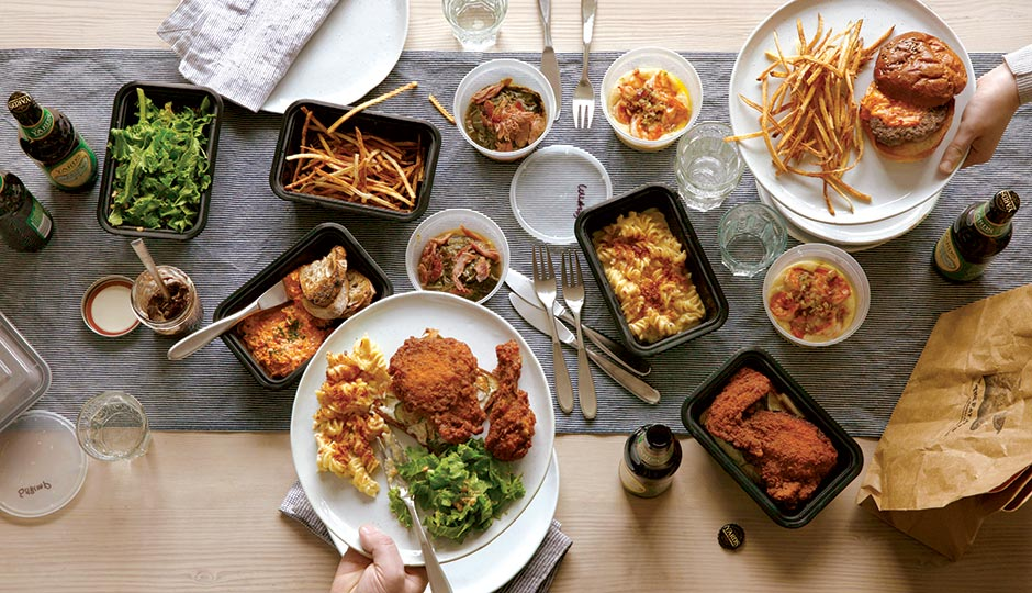 Order Food Bangkok